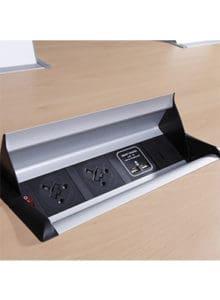 Black Flip Power Module