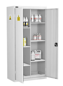 Acid Alkaline cabinets 8 compartment