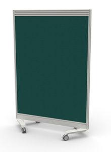 Dash Movable floor standing triple toolbar screens