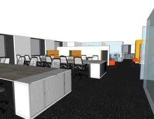 3D main Office