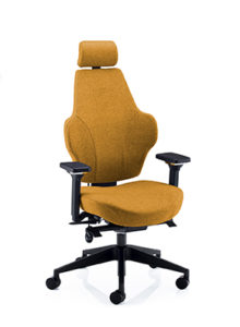 GB1133 Ergonomic Posture chair with headrest
