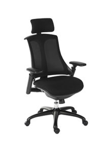 GB1135 Mesh back with headrest