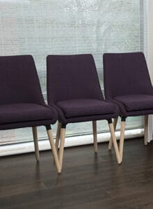 GB1138 Reception chair group