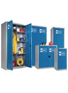 PPE Cabinets, Blue Stylish, Functional and Mandatory