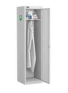 Personal First Aid Locker - Open