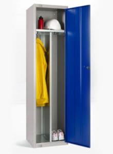 Clean & Dirty Lockers Blue