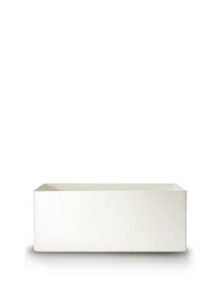 roundhay cabinet trough white
